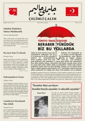Çelimli Çalım Dergisi Sayı : 4