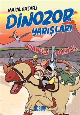 Çemberli Parkur - Dinozor Yarışları