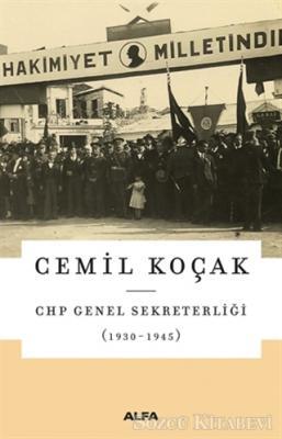 CHP Genel Sekreterliği (1930 - 1945)
