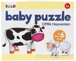 Eolo Çiftlik Hayvanları - Baby Puzzle