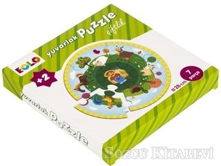 Eolo Çiftlik - Yuvarlak Puzzle