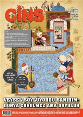 Cins Aylık Kültür Dergisi Sayı: 68 Mayıs 2021