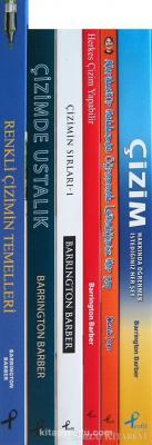 Çizim Kitapları Seti (6 Kitap Takım)