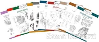 Çizim Sanatı Serisi Seti 10 Kitap