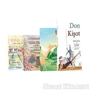 Çocuk Edebiyatına Merhaba Seti (4 Kitap)