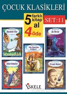 Çocuk Klasikleri (5 Kitap Takım) Set:11