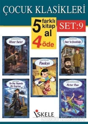 Çocuk Klasikleri (5 Kitap Takım) Set:9