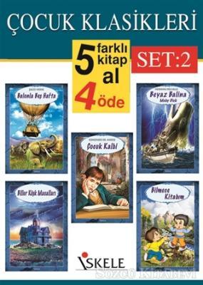 Çocuk Klasikleri Set:2 (5 Kitap Takım)