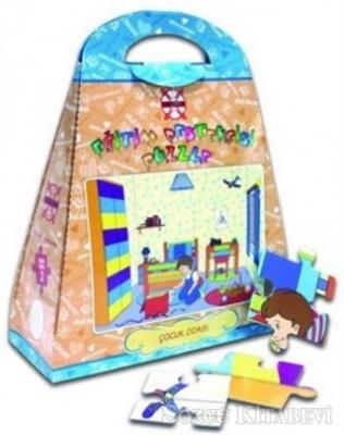 Çocuk Odası - Eğitim Destekçisi Puzzle