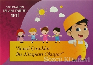 Çocuklar İçin İslam Tarihi Seti (5 Kitap Takım)