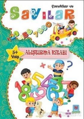 Kolektif - Çocuklar ve Sayılar   Sözcü Kitabevi