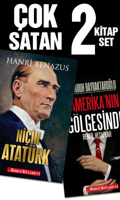 Çok Satan 2 Kitap Set