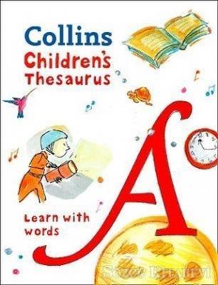 Kolektif - Collins Children's Thesaurus | Sözcü Kitabevi