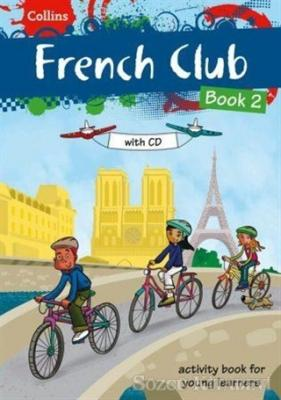 Collins French Club 2 + CD