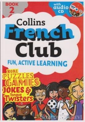 Collins French Club Fun, Active Learning Book 2