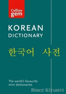 Collins Gem Korean Dictionary (Second Edition)