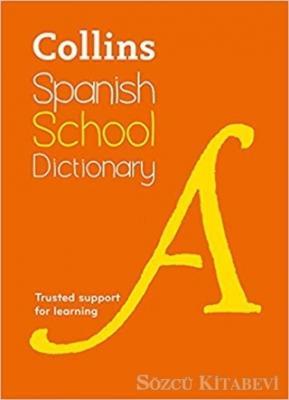 Collins Spanish School Dictionary