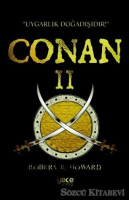 Robert E. Howard - Conan 2 | Sözcü Kitabevi