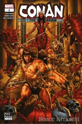 Conan The Barbarian - 2