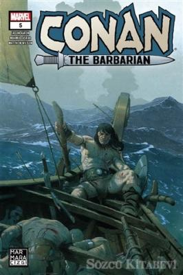 Conan The Barbarian - 5