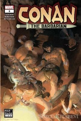 Conan The Barbarian - 6
