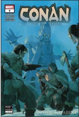 Jason Aaron - Conan The Barbarian 8 | Sözcü Kitabevi