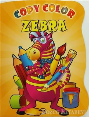 Copy Color Zebra