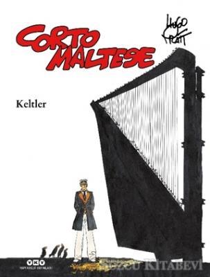 Hugo Pratt - Corto Maltese Cilt 4 - Keltler | Sözcü Kitabevi