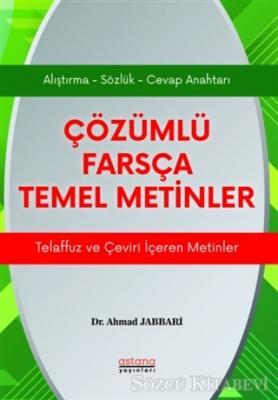 Çözümlü Farsça Temel Metinler
