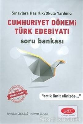 Cumhuriyet Dönemi Türk Edebiyatı Soru Bankası