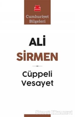 Ali Sirmen - Cüppeli Vesayet | Sözcü Kitabevi