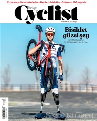 Cyclist Dergisi Sayı: 73 Mart 2021