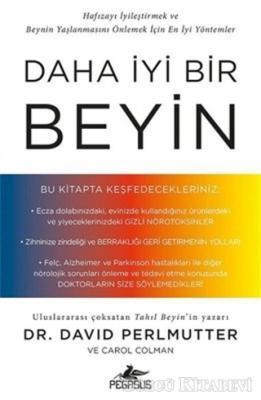 David Perlmutter - Daha İyi Bir Beyin   Sözcü Kitabevi