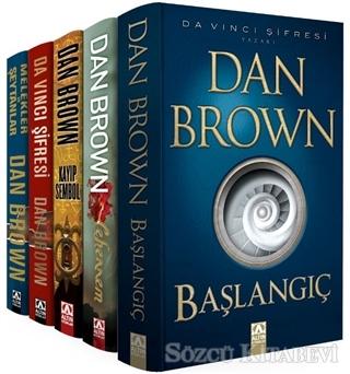 Dan Brown - Dan Brown Serisi (5 Kitap Takım) | Sözcü Kitabevi