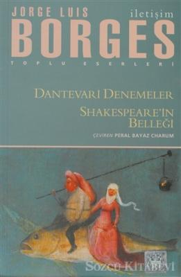 Dantevari Denemeler Shakespeare'in Belleği