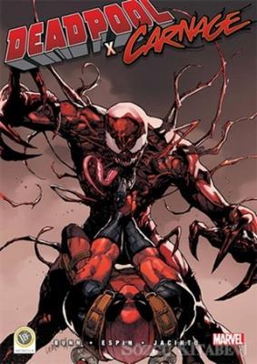 Cullen Bunn - Deadpool X Carnage   Sözcü Kitabevi