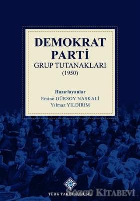 Demokrat Parti Grup Tutanakları (1950)