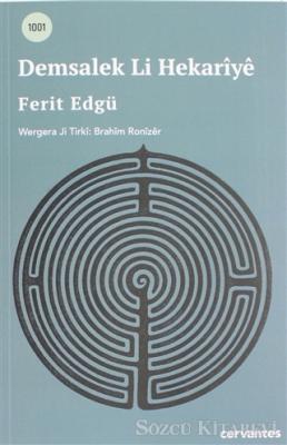 Ferit Edgü - Demsalek Li Hekariye | Sözcü Kitabevi
