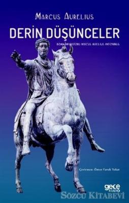 Marcus Aurelius - Derin Düşünceler | Sözcü Kitabevi