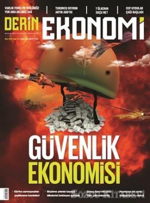 Kolektif - Derin Ekonomi Aylık Ekonomi Dergisi Sayı: 22 Mart 2017   Sözcü Kitabevi