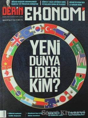 Derin Ekonomi Aylık Ekonomi Dergisi Sayı: 27 Ağustos 2017