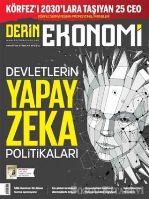 Derin Ekonomi Aylık Ekonomi Dergisi Sayı: 30 Kasım 2017
