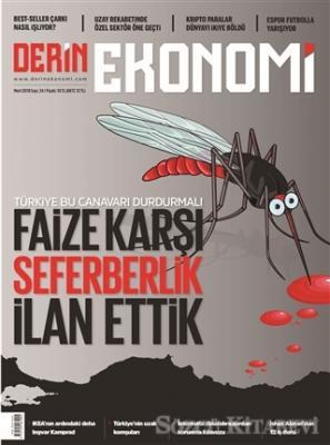 Derin Ekonomi Aylık Ekonomi Dergisi Sayı: 34 Mart  2018