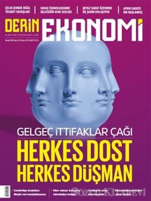 Derin Ekonomi Aylık Ekonomi Dergisi Sayı: 35 Nisan 2018