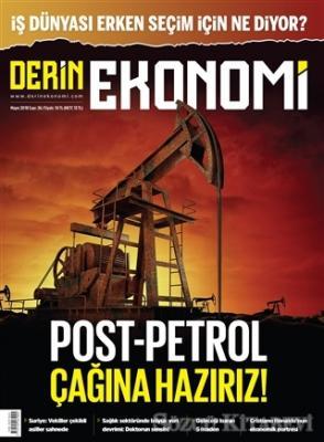Derin Ekonomi Aylık Ekonomi Dergisi Sayı: 36 Mayıs 2018