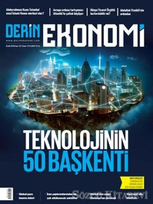Derin Ekonomi Dergisi Sayı: 43 Aralık 2018