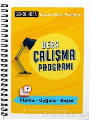 Ders Çalişma Programı Planla - Uygula - Başar