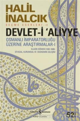 Devlet-i Aliyye Cilt 1