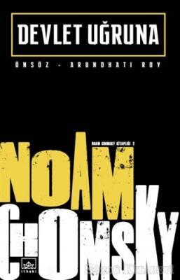 Noam Chomsky - Devlet Uğruna | Sözcü Kitabevi