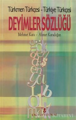 Mehmet Kara - Deyimler Sözlüğü | Sözcü Kitabevi